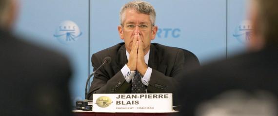 JEAN PIERRE BLAIS CRTC