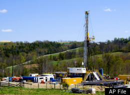 Fracking Spill Investigation
