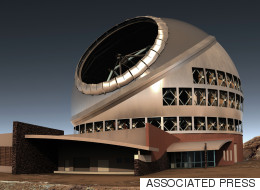 Blizzard In Hawaii Delays Construction Of Thirty Meter Telescope