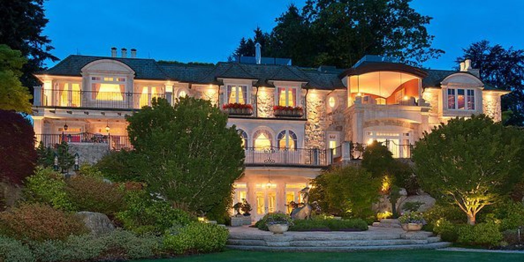 Vancouver Mega Mansion Sells For 51 Million Photos