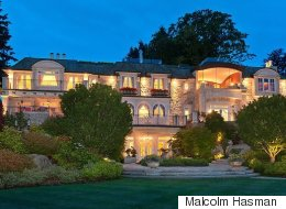 Chinese Buyer Drops $51 Million On Vancouver Mansion