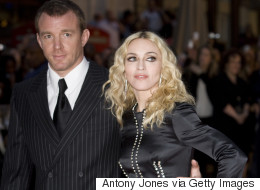 Madonna 'Felt Incarcerated' By Guy Ritchie