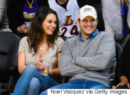 Ashton Kutcher Stands Up For Dads' Right To... Change Nappies
