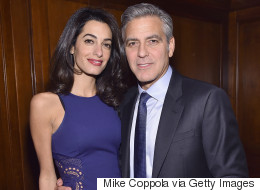 George And Amal Cloney Are A Vision In NYC