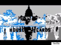Netflix Employees Play 'House of Cards' On A Classic NES