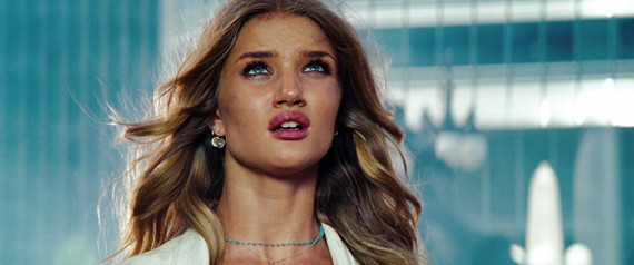 rosie huntington-whiteley transformers set. Rosie Huntington Whiteley
