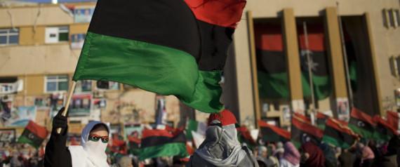 Gaddafi Western Libya