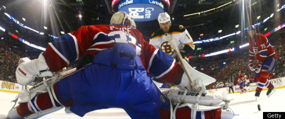 Canadiens Bruins