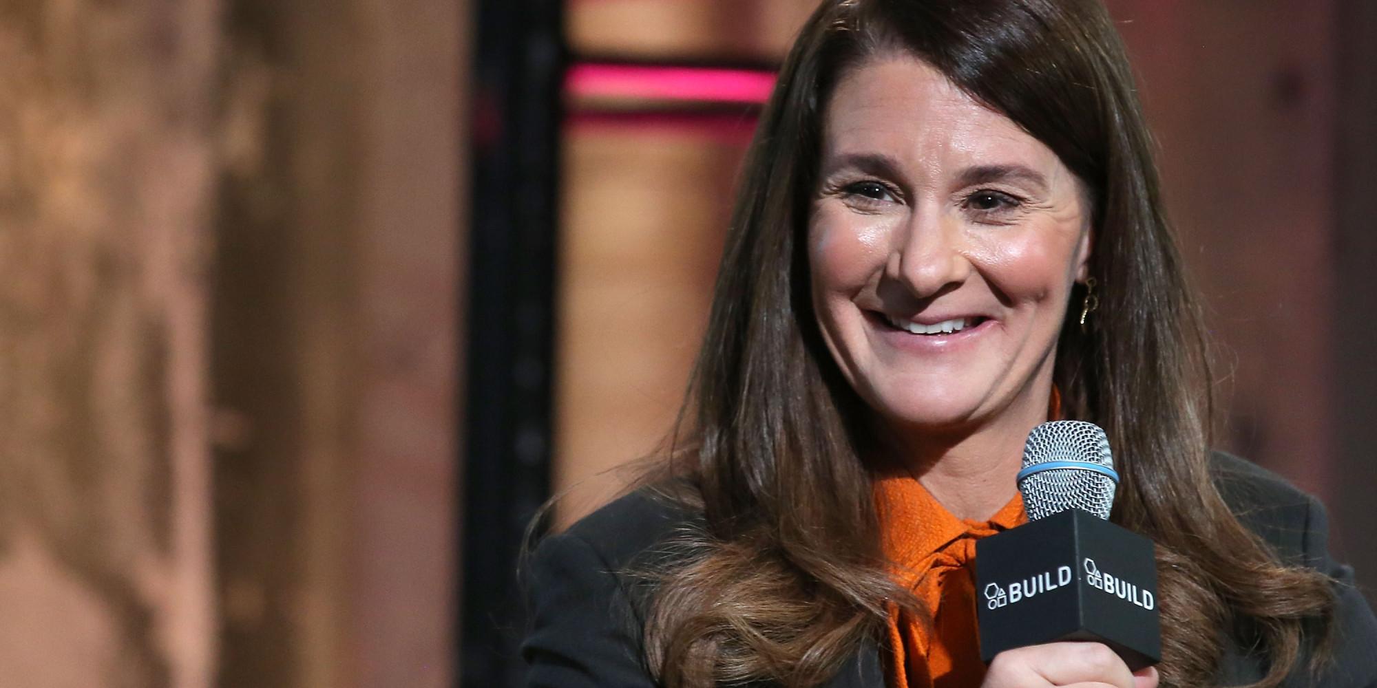 Melinda Gates Shares Personal Reason She Wants All Women ...