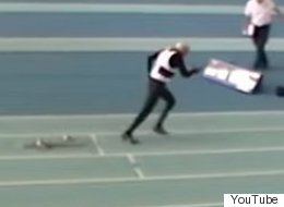 95-Year-Old Obliterates Running Record Like A Champ