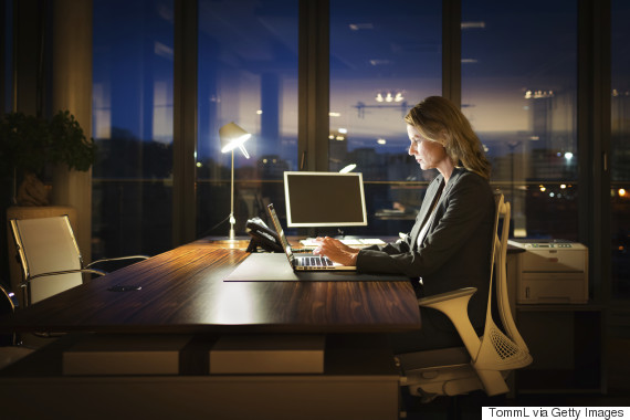 Bring Work Home With Work At Night The Main Cause Of All Those Sleepless Nights Huffpost Life