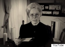 Susan B. Anthony Isn't Happy About What Women Are Focused On These Days