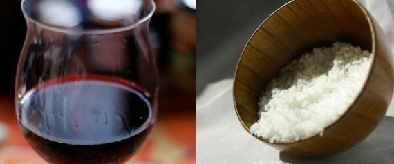 RED WINE SALT HEALTH