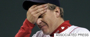 CURT SCHILLING ANGRY