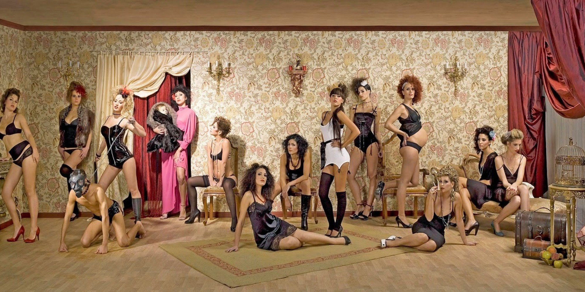 ver online la gloria de las prostitutas prostitutas en europa