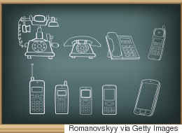 Hung Up On You - How We Became Hooked On Mobiles As They've Changed Over The Years