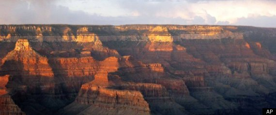 How The Grand Canyon Was Formed