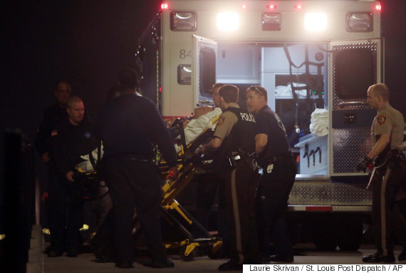 ferguson officer shot 3