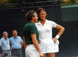 Game, Sex, Match: 'Renée' Explores Controversial Life of Tennis Star