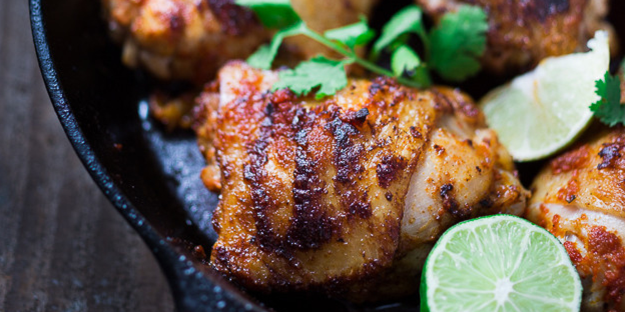 Chicken Thigh Recipes That Prove They Re The Best Part Of The Bird Huffpost