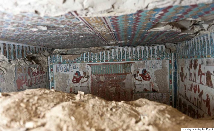 egypt tomb find