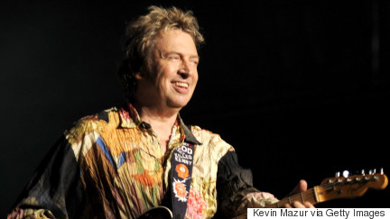 Legendary Guitarist Andy Summers LIVE