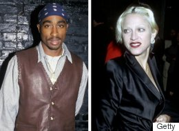Apparently Madonna Dated Tupac Shakur