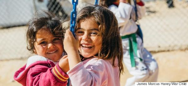 Whilst the Adults Continue to Fight in Their Country, Syria's Children Deserve a Future