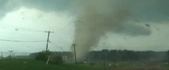 MISSISSIPPI TORNADOES 2011 VIDEO