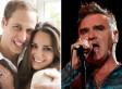 Morrissey Blasts Royal Wedding, Family