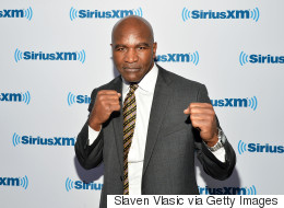 Evander Holyfield: 'I Was Thinking About Biting' Mike Tyson