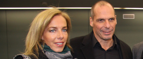 VAROUFAKIS WIFE