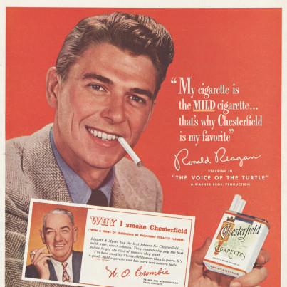 cigarette dimaggio