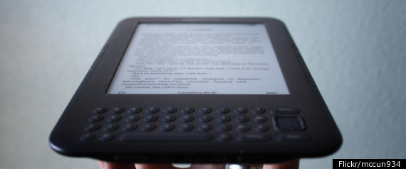 KINDLE CORRUPTION