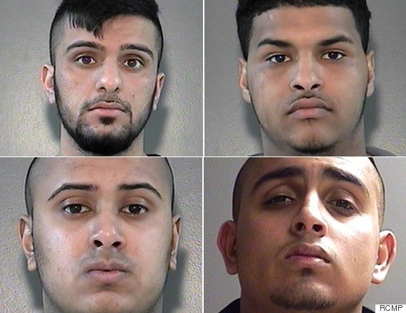 surrey shooting suspects