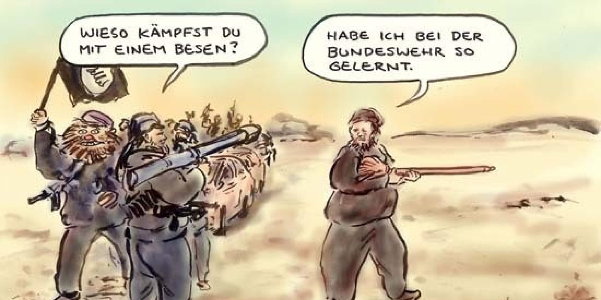 Bundeswehr Satire