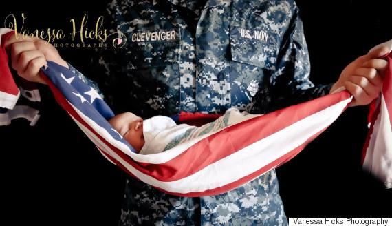 baby flag