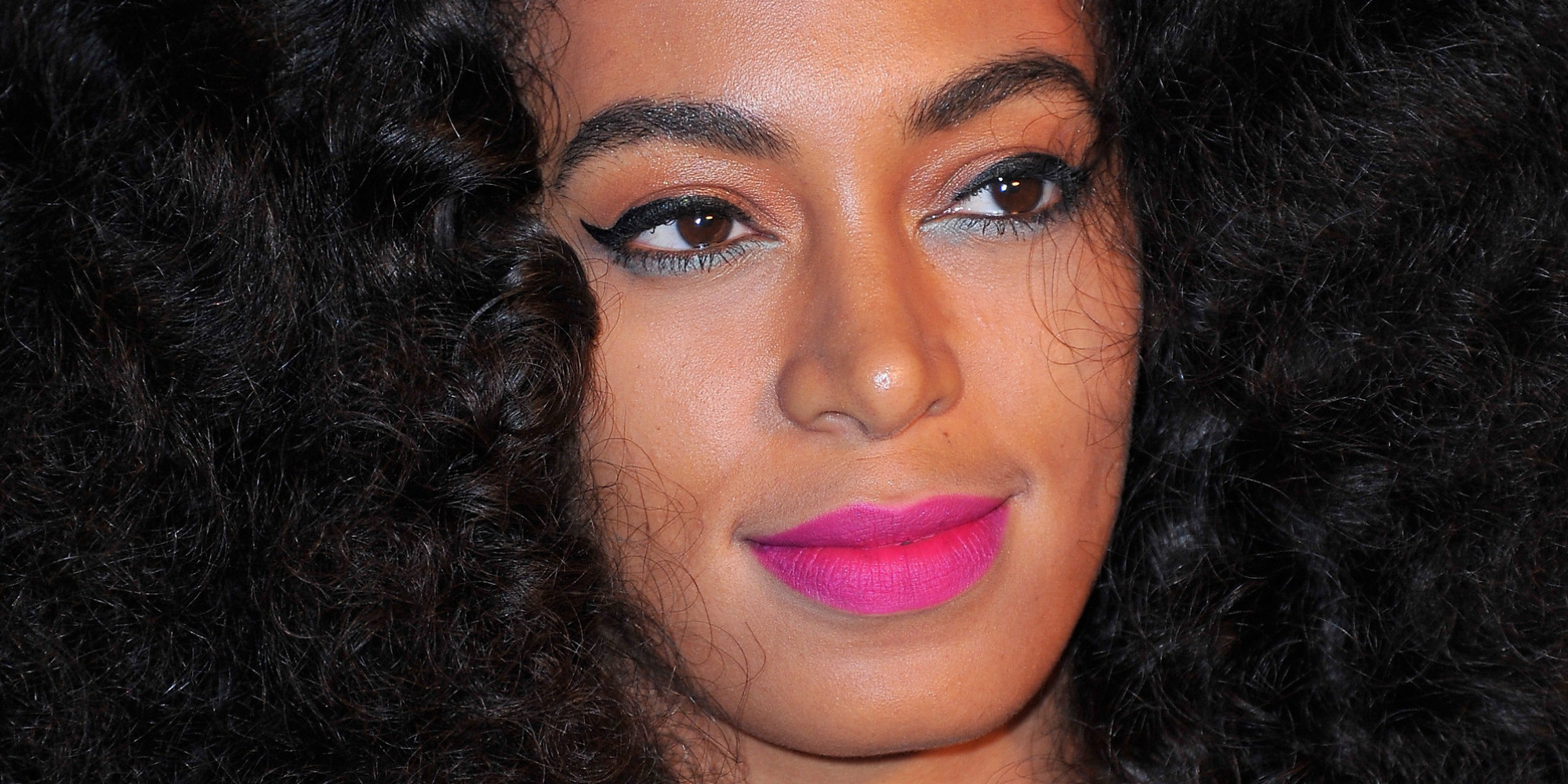 Solange Knowles' Ombré Lipstick & More Celebrity Beauty Looks We ...