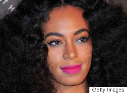 Why Choose One Lipstick Color When You Can Wear Two Just Like Solange