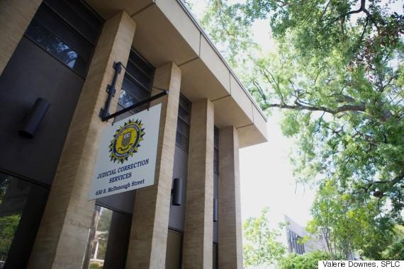 judicial correction services
