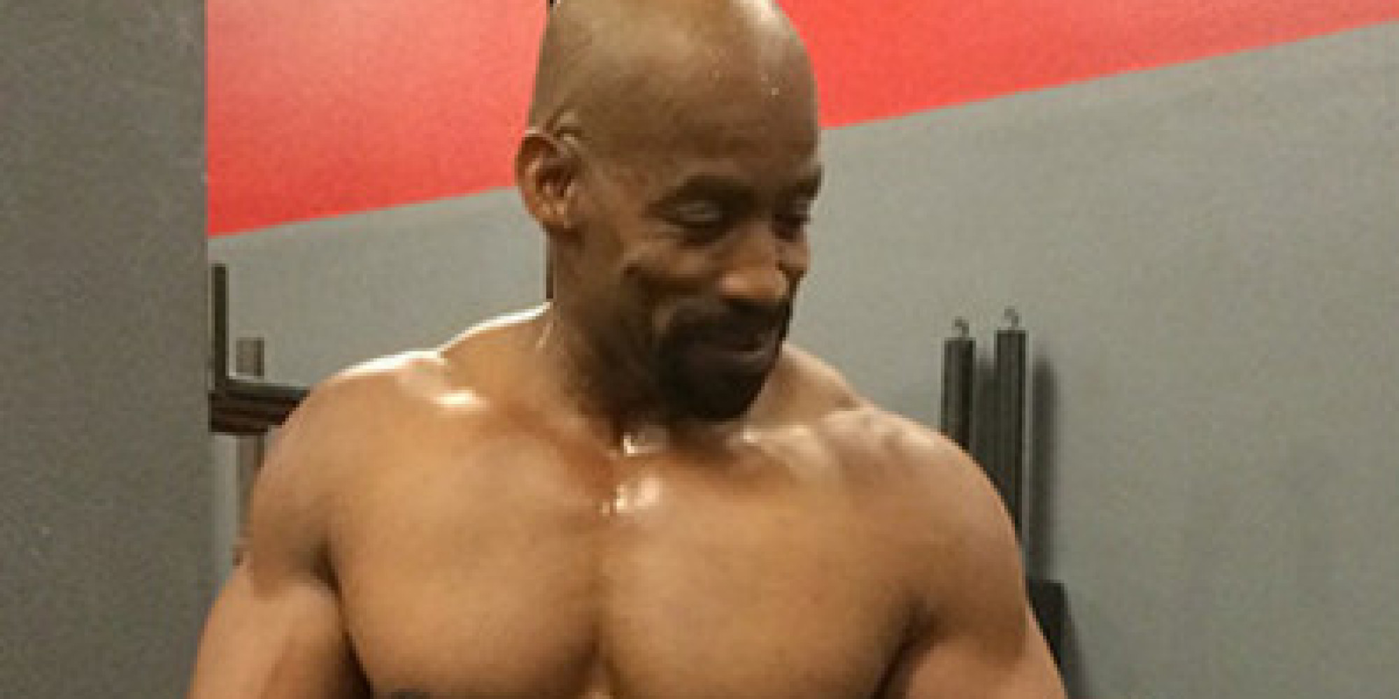 54 Year Old Sets World Record For Most Pull Ups Huffpost