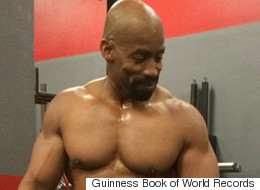 54-Year-Old Sets World Record For Most Pull-Ups