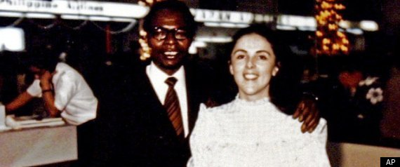 Obama Father And Mother