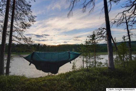 clark_sunset lake