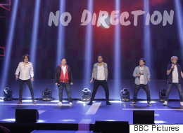 Watch Out 1D! No Direction Perform For Comic Relief