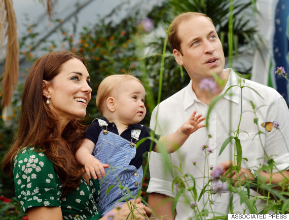 william kate prince george