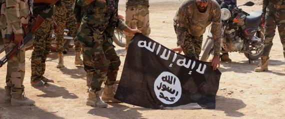 ISLAMIC STATE IRAQ FLAG