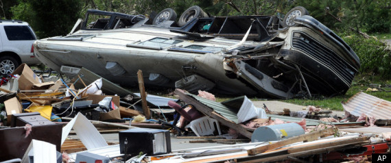 2011 TORNADO OUTBREAK DEATHS