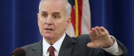MARK DAYTON MINNESOTA