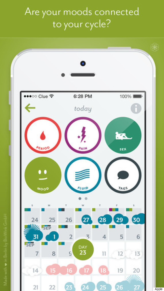 best free period tracker for iphone